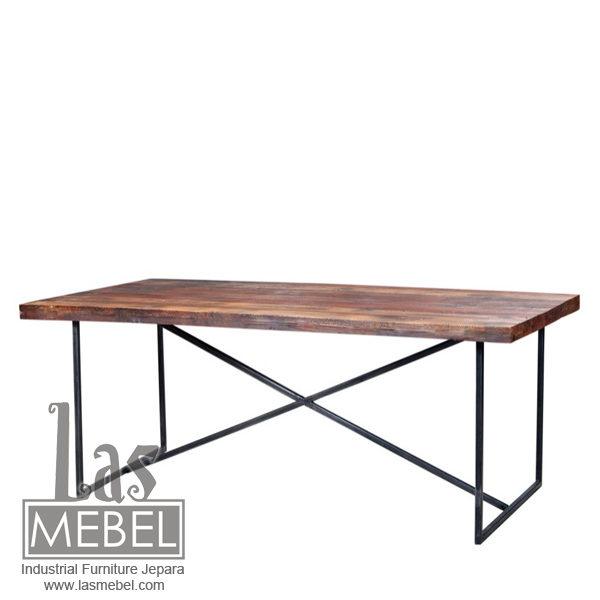 dining-table-meja-makan-kaki-besi-model-rustic-industrial-furniture-jepara-mebel-kayu-kaki-besi-powder-coating-metal-wood-las-mebel-jepara