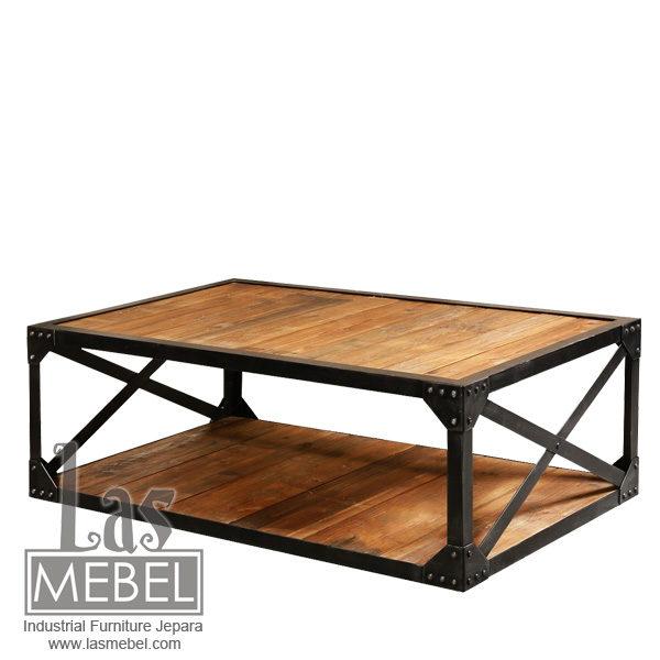 meja-tamu-rustic-industrial-metal-wood